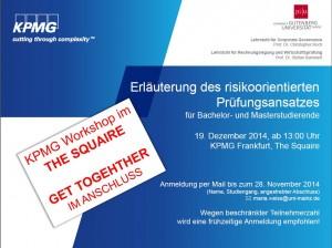 KPMG - Workshop - Risikoorientierer PA